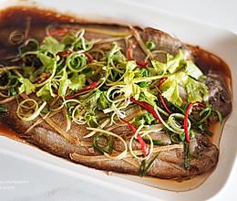 年夜饭之年年有鱼【清蒸鱼】(踏板鱼)的做法
