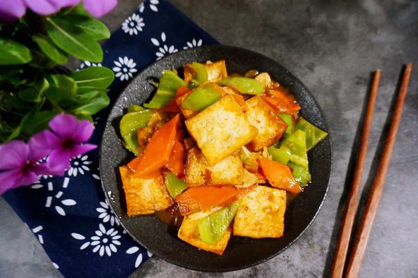 家常豆腐·简单易学的家常小炒的做法