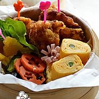 日式咖喱炸鸡便当#咖喱萌太奇#的做法图解43