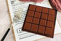 朗姆酒生巧克力的做法
