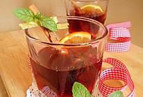 肉桂甜橙热红酒的做法