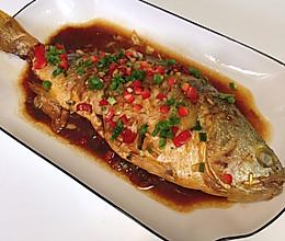 #餐桌上的春日限定#好吃到舔盘的红烧黄花鱼~的做法