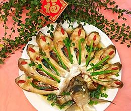 年夜饭之3-私房孔雀开屏鱼的做法