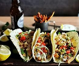 原汁原味墨西哥塔可饼Taco的做法