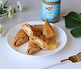 #四季宝蓝小罐#香蕉吐司卷的做法