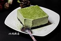 一抹心中的绿-抹茶慕斯的做法