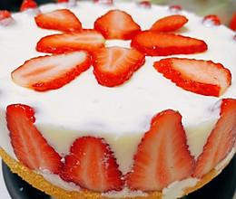 6寸酸奶莫斯蛋糕的做法
