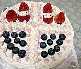 蛋糕胚10寸/8寸的做法