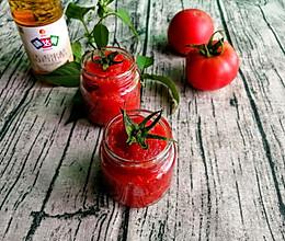 #味达美名厨福气汁,新春添口福#番茄酱的做法