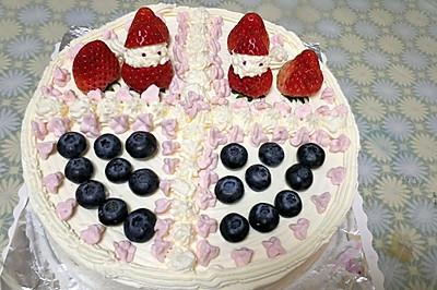 蛋糕胚10寸/8寸