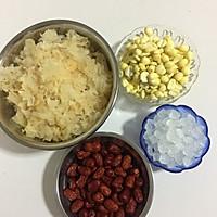 莲子红枣银儿汤的做法图解7