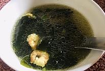 裙带菜汤的做法
