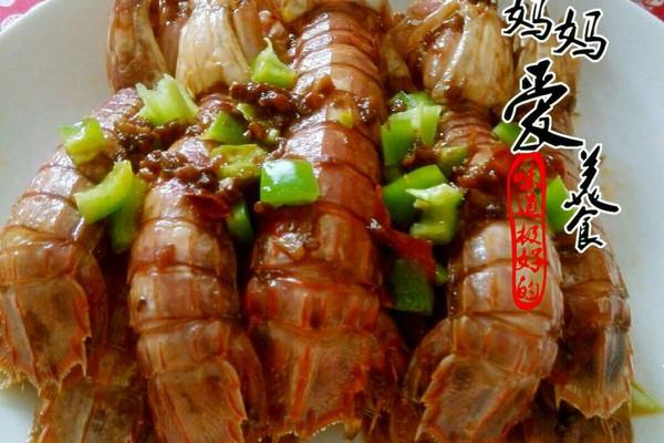 北京年夜菜必备~酱辣皮皮虾的做法