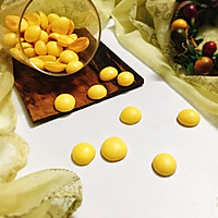蛋黄溶豆的做法图解14