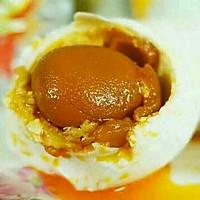 (๑• . •๑)零失败做健康美味的流油咸鸡蛋的做法图解7