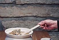 野生黄鱼猪手汤的做法