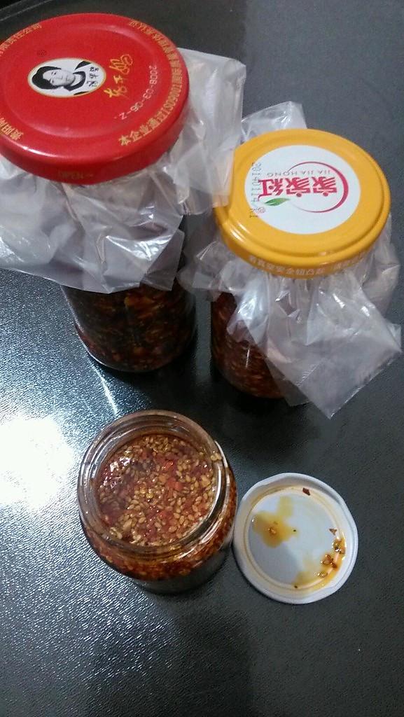 辣椒油✘红油辣椒油