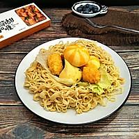 咖喱丸子面#安记咖喱快手菜#