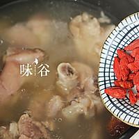 黄豆猪蹄汤--滋补可以如此简单的做法图解5