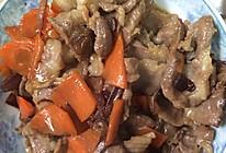 洋葱炒猪肉的做法