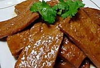 自制好吃入味的五香豆腐干的做法