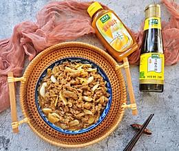 经典鲁菜之蒜爆羊肉的做法