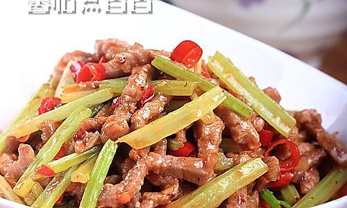 超级米饭杀手----小炒牛肉的做法
