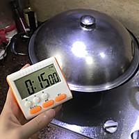 #花10分钟,做一道菜!#潮州咸酸菜香菇滚海鲈的做法图解7