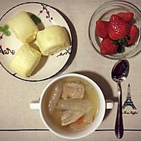 枸杞竹荪排骨汤的做法图解5