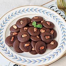 巧克力薄脆饼干