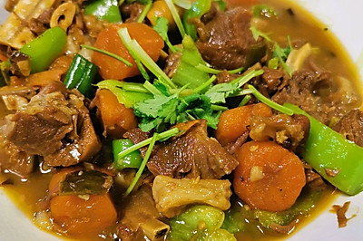红焖羊肉(中辣版)