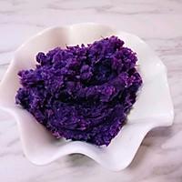 芝士紫薯球#每道菜都是一台食光机#的做法图解5