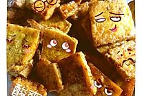 糖醋豆腐。简易版的做法