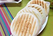 【利仁侧开时代LR-FD431电饼铛试用报告之一】奶香白吉馍的做法