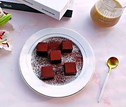#秋天怎么吃#生巧克力的做法