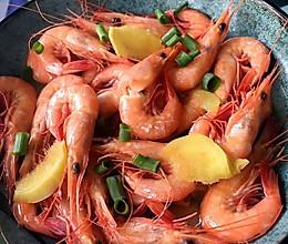 清水虾的做法