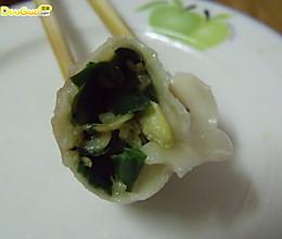 春季尝鲜--韭菜煎饺~~-春季美食的做法