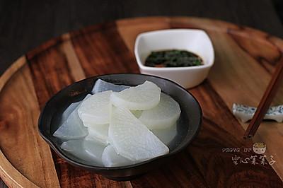 【泉水萝卜】——节后刮油解腻第一蔬