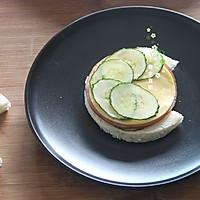贪吃豆芝士三明治#百吉福食尚达人#的做法图解8