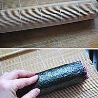 紫薯寿司的做法图解7