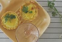 红薯奶香蛋挞|宝宝辅食|属于你的下午茶|的做法