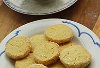 砂糖黄油香草曲奇#甜蜜厨神#的做法