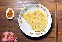 椒盐煎饼-饺子皮花样吃法的做法