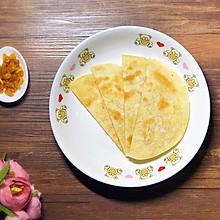 椒盐煎饼-饺子皮花样吃法