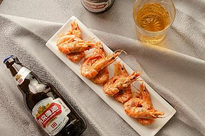 奶油U8啤酒虾