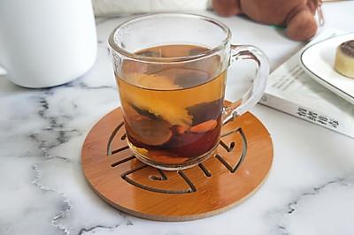 菊花枸杞红枣茶