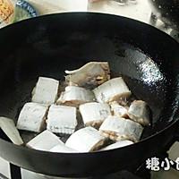 【香辣红烧带鱼】不放一滴水的醇香的做法图解4