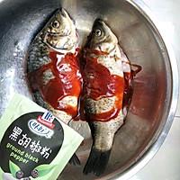 酱香烤鱼的做法图解4