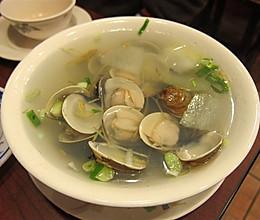花蛤鲜汤的做法