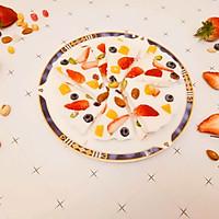 #新年开运菜,好事自然来#水果酸奶薄脆的做法图解10